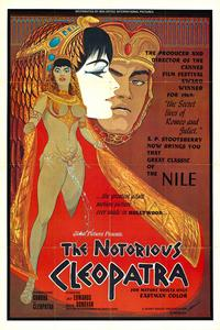 The Notorious Cleopatra - 11 x 17 Movie Poster - Style A