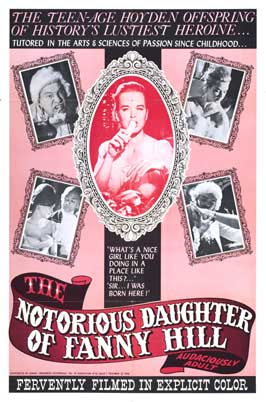 The Notorious Daughter of Fanny Hill movie