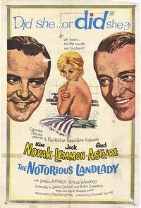 Notorious Landlady - 11 x 17 Movie Poster - Style A