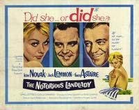 Notorious Landlady - 11 x 14 Movie Poster - Style A