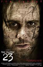 The Number 23 - 27 x 40 Movie Poster - Style D