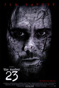 The Number 23 - 27 x 40 Movie Poster - Style A