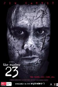 The Number 23 - 27 x 40 Movie Poster - Style B
