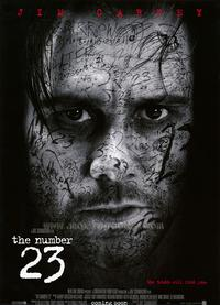 The Number 23 - 43 x 62 Movie Poster - Bus Shelter Style C