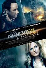 The Numbers Station - 11 x 17 Movie Poster - Style A