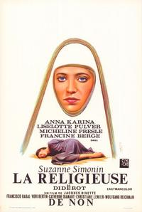 The Nun - 27 x 40 Movie Poster - Belgian Style A