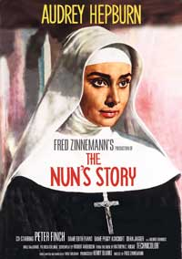 Nun's Story, The - 11 x 17 Movie Poster - Style B