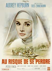 Nun's Story, The - 27 x 40 Movie Poster - French Style A