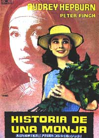 Nun's Story, The - 27 x 40 Movie Poster - Spanish Style A