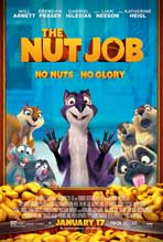 The Nut Job - 11 x 17 Movie Poster - Style A