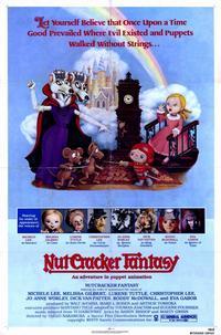 The Nutcracker Fantasy - 11 x 17 Movie Poster - Style A