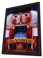 The Nutcracker - 11 x 17 Movie Poster - Style A - in Deluxe Wood Frame
