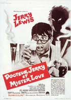 The Nutty Professor - 11 x 17 Movie Poster - French Style A