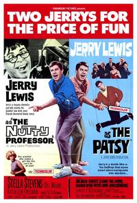 The Nutty Professor - 11 x 17 Movie Poster - Style D