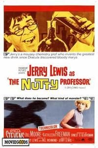 The Nutty Professor - 43 x 62 Movie Poster - Bus Shelter Style A