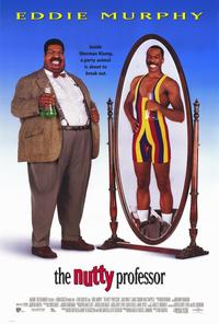 The Nutty Professor - 11 x 17 Movie Poster - Style B