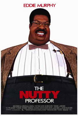 The Nutty Professor - 27 x 40 Movie Poster - Style A