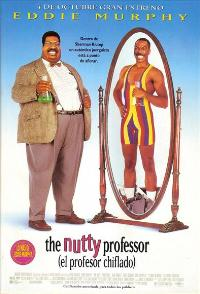 The Nutty Professor - 11 x 17 Movie Poster - Spanish Style A