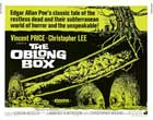The Oblong Box - 22 x 28 Movie Poster - Half Sheet Style A