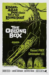 The Oblong Box - 43 x 62 Movie Poster - Bus Shelter Style A