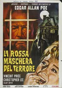 The Oblong Box - 11 x 17 Movie Poster - Italian Style B