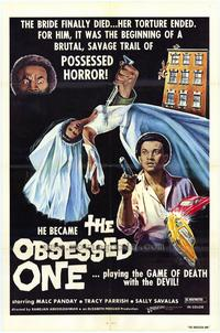 The Obsessed One - 27 x 40 Movie Poster - Style A