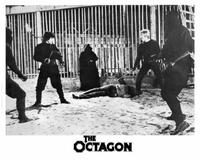 Octagon - 8 x 10 B&W Photo #3