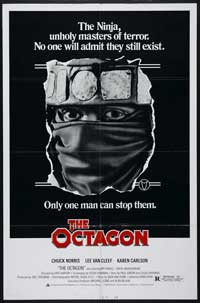 Octagon - 27 x 40 Movie Poster - Style C