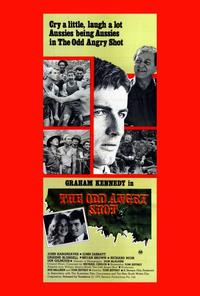 The Odd Angry Shot - 27 x 40 Movie Poster - Style A