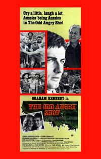 The Odd Angry Shot - 43 x 62 Movie Poster - Bus Shelter Style A