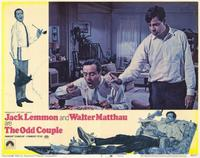The Odd Couple - 11 x 14 Movie Poster - Style E
