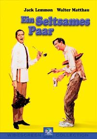 The Odd Couple - 27 x 40 Movie Poster - German Style A