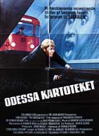 The Odessa File - 27 x 40 Movie Poster - Danish Style A