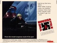 The Odessa File - 11 x 14 Movie Poster - Style A