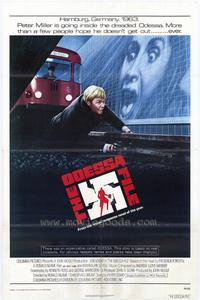 The Odessa File - 11 x 17 Movie Poster - Style C