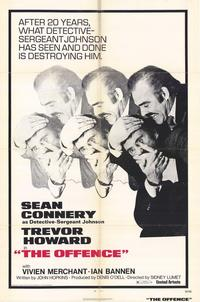 The Offence - 27 x 40 Movie Poster - Style A