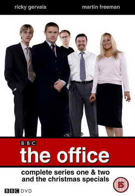 The Office - UK - 11 x 17 TV Poster - UK Style B