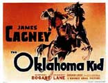 Oklahoma Kid - 11 x 14 Movie Poster - Style A