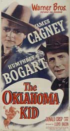 Oklahoma Kid - 27 x 40 Movie Poster - Style E
