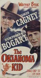 Oklahoma Kid - 27 x 40 Movie Poster - Style E