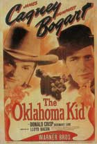 Oklahoma Kid - 11 x 17 Movie Poster - Style I