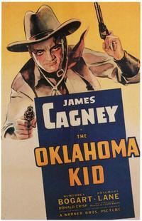 Oklahoma Kid - 11 x 17 Movie Poster - Style A