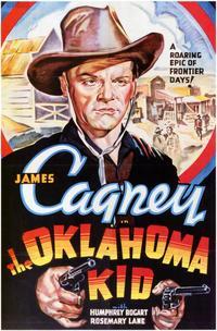 Oklahoma Kid - 11 x 17 Movie Poster - Style B