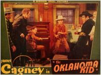 Oklahoma Kid - 11 x 14 Movie Poster - Style B