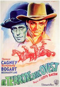 Oklahoma Kid - 11 x 17 Movie Poster - Style C