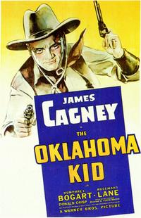Oklahoma Kid - 11 x 17 Movie Poster - Style D
