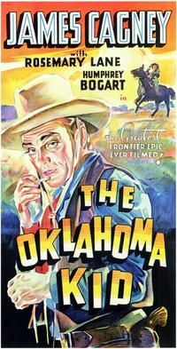 Oklahoma Kid - 11 x 17 Movie Poster - Style F
