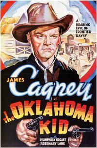 Oklahoma Kid - 27 x 40 Movie Poster - Style B