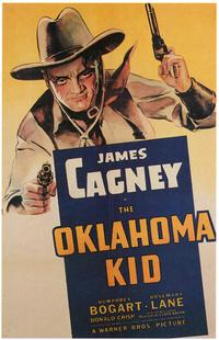 Oklahoma Kid - 43 x 62 Movie Poster - Bus Shelter Style A