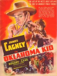 Oklahoma Kid - 27 x 40 Movie Poster - Style C